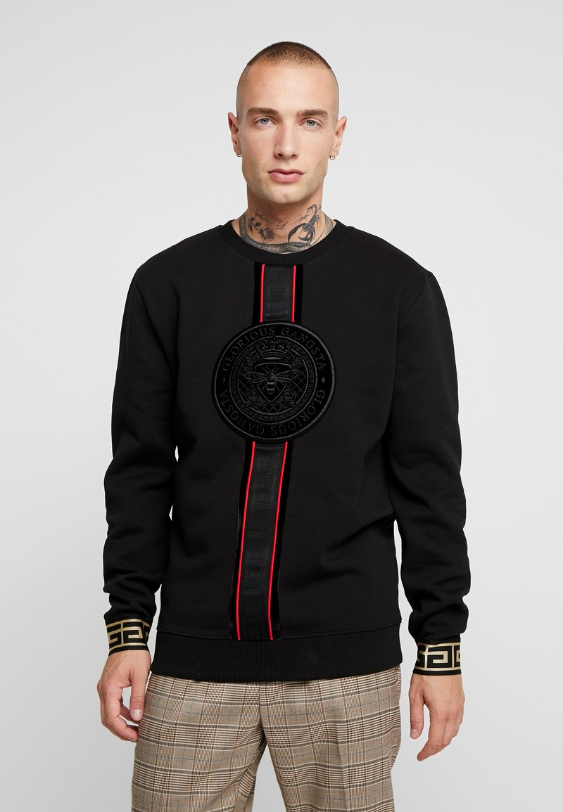 Glorious Gangsta - DEKOTA LOGO  - Sweater - black
