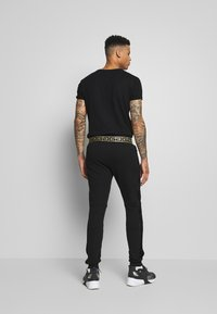 Glorious Gangsta - NAPOLI JOGGERS  - Trainingsbroek - black - 2