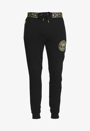NAPOLI JOGGERS  - Tracksuit bottoms - black