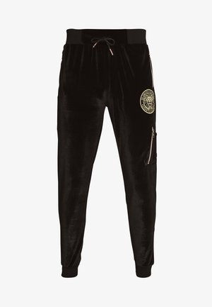 KONGO JOGGERS - Pantalon de survêtement - black