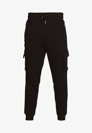 ALMA UTILITY - Pantalon de survêtement - black