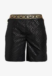 Glorious Gangsta - JANUS - Pantalon de survêtement - black - 3