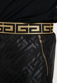 Glorious Gangsta - JANUS - Pantalon de survêtement - black - 4