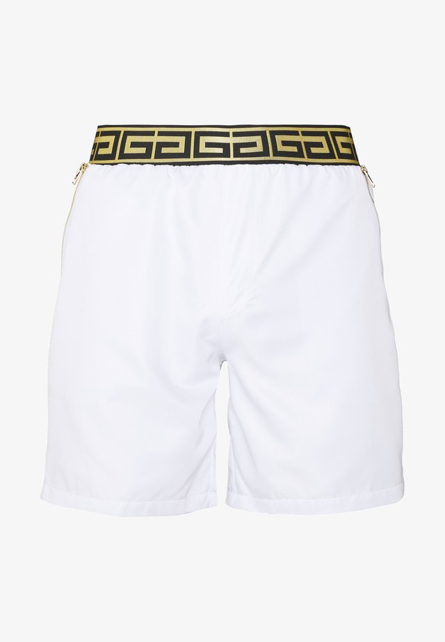 GLORIOUS GANGSTA  - Shorts - white