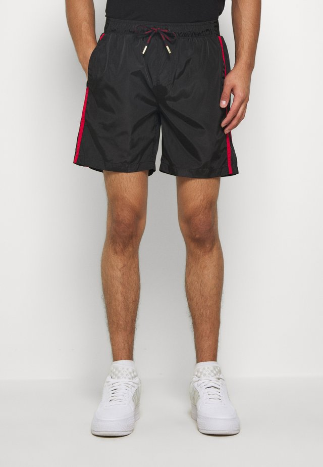 HARLAN SWIMSHORTS - Shortsit - black