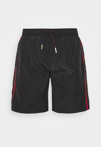Glorious Gangsta - HARLAN SWIMSHORTS - Short - black - 4
