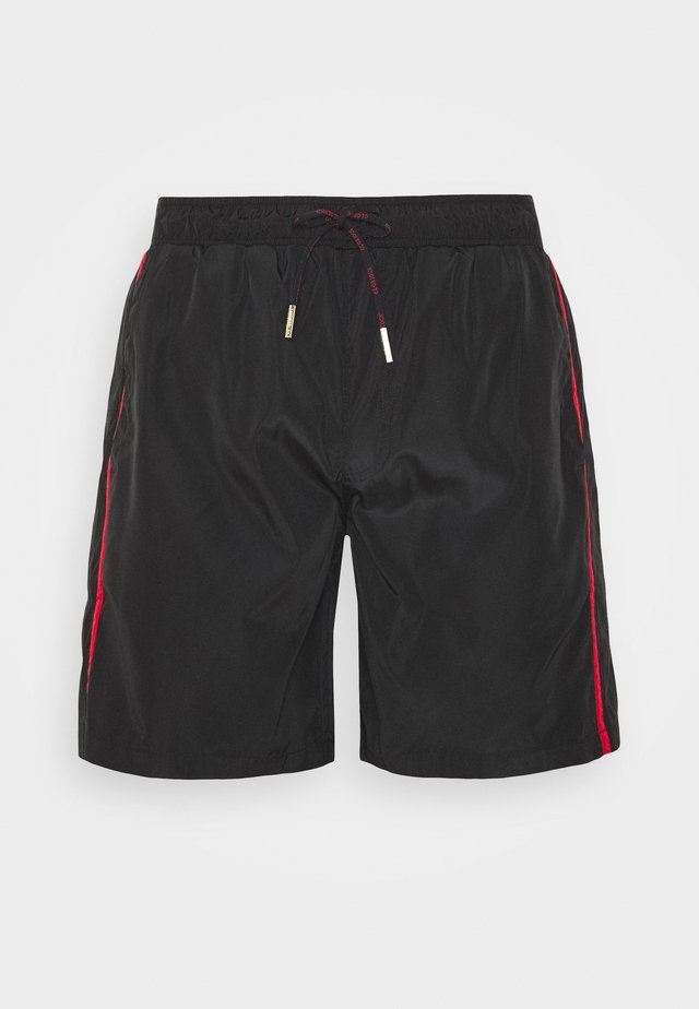 HARLAN SWIMSHORTS - Shorts - black