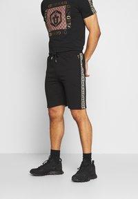 Glorious Gangsta - KALK - Spodnie treningowe - black - 0