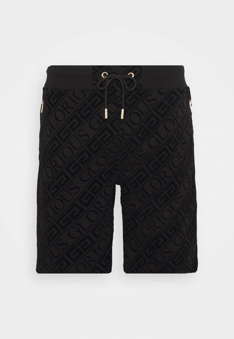 Glorious Gangsta - Spodnie treningowe - black