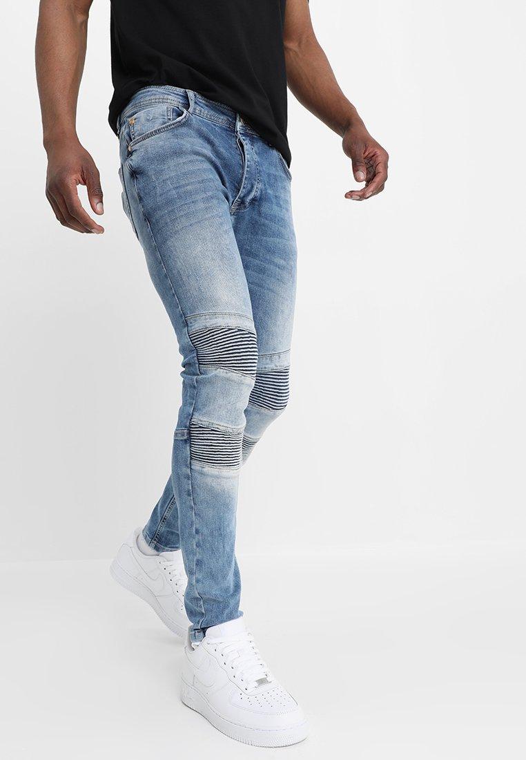 Glorious Gangsta - CHARA - Jeans Skinny Fit - blue denim