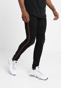 Glorious Gangsta - NOVIA - Jeans Skinny Fit - black - 0