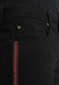 Glorious Gangsta - NOVIA - Jeans Skinny Fit - black - 3