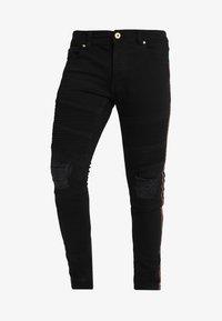 Glorious Gangsta - NOVIA - Jeans Skinny Fit - black - 5