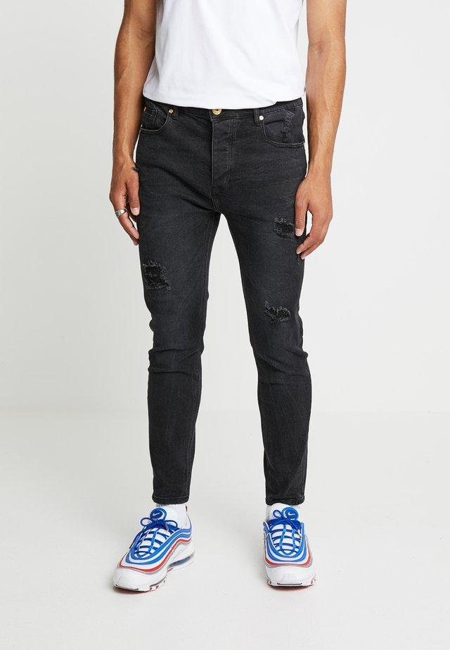 GADIVE - Jeans Skinny Fit - black