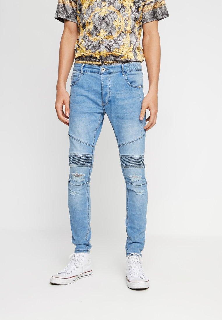 Glorious Gangsta - HYLTON - Jeans Skinny Fit - light blue