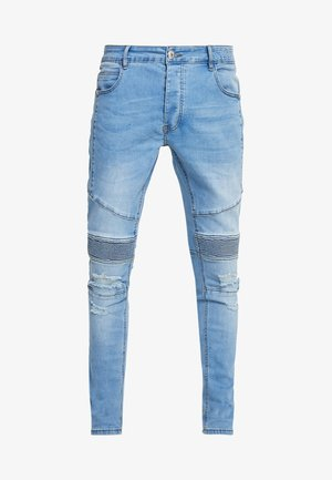 HYLTON - Jeans Skinny - light blue