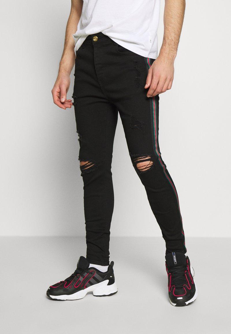 Glorious Gangsta - Jeans Skinny - black