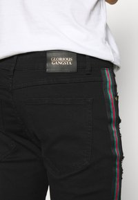 Glorious Gangsta - Jeansy Skinny Fit - black - 4