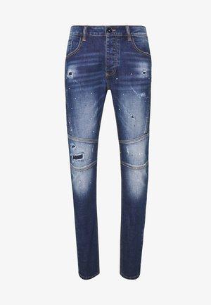 HALTON  - Jeans Skinny Fit - mid wash