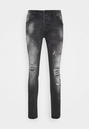 VITO DENIM - Jeans Skinny Fit - black