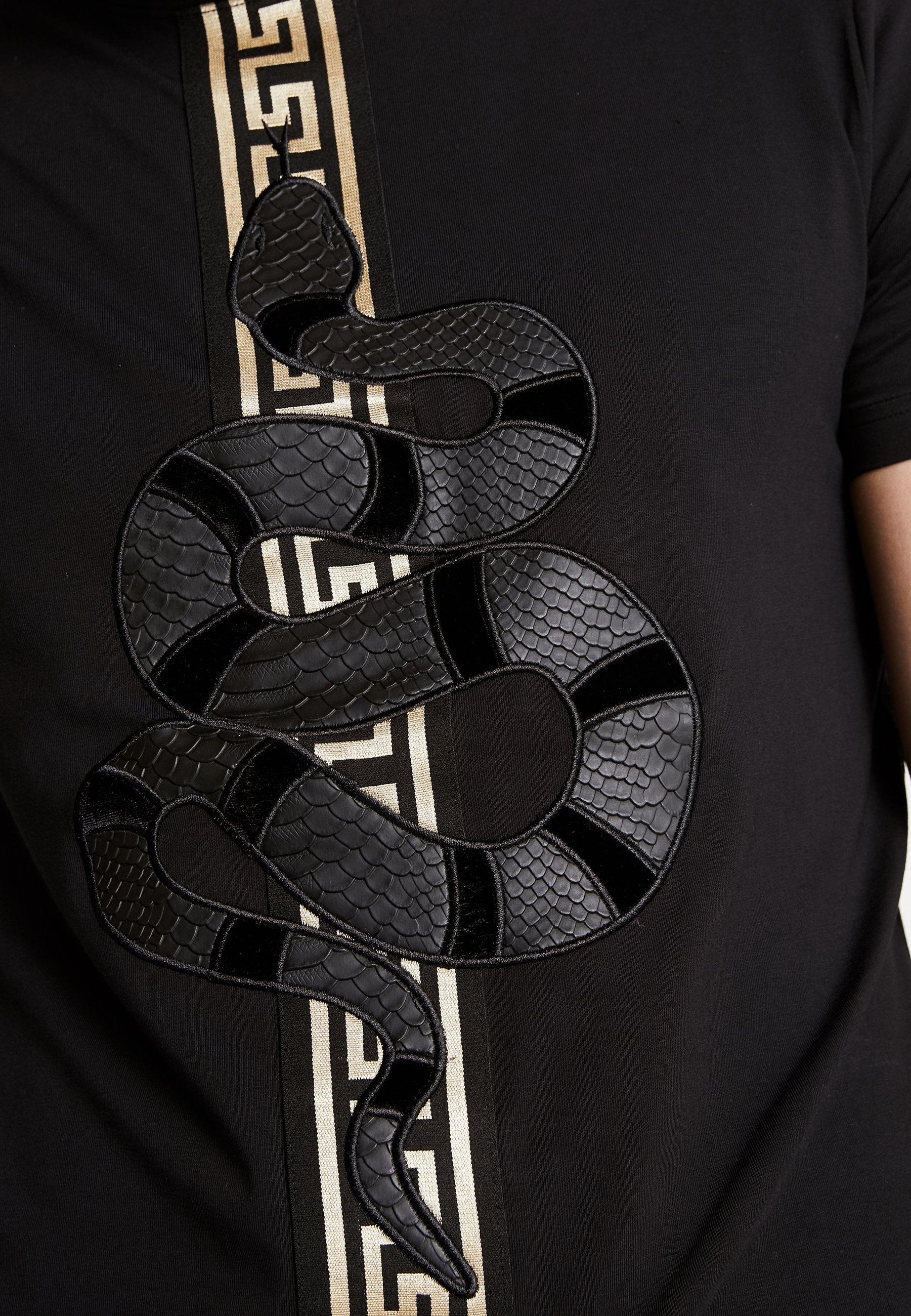 Glorious Gangsta Devaney - T-shirt Print Black 5bBpy7o