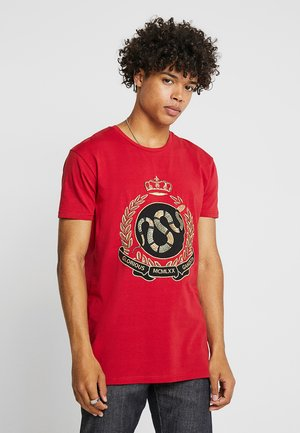 MIKLO - Camiseta estampada - red