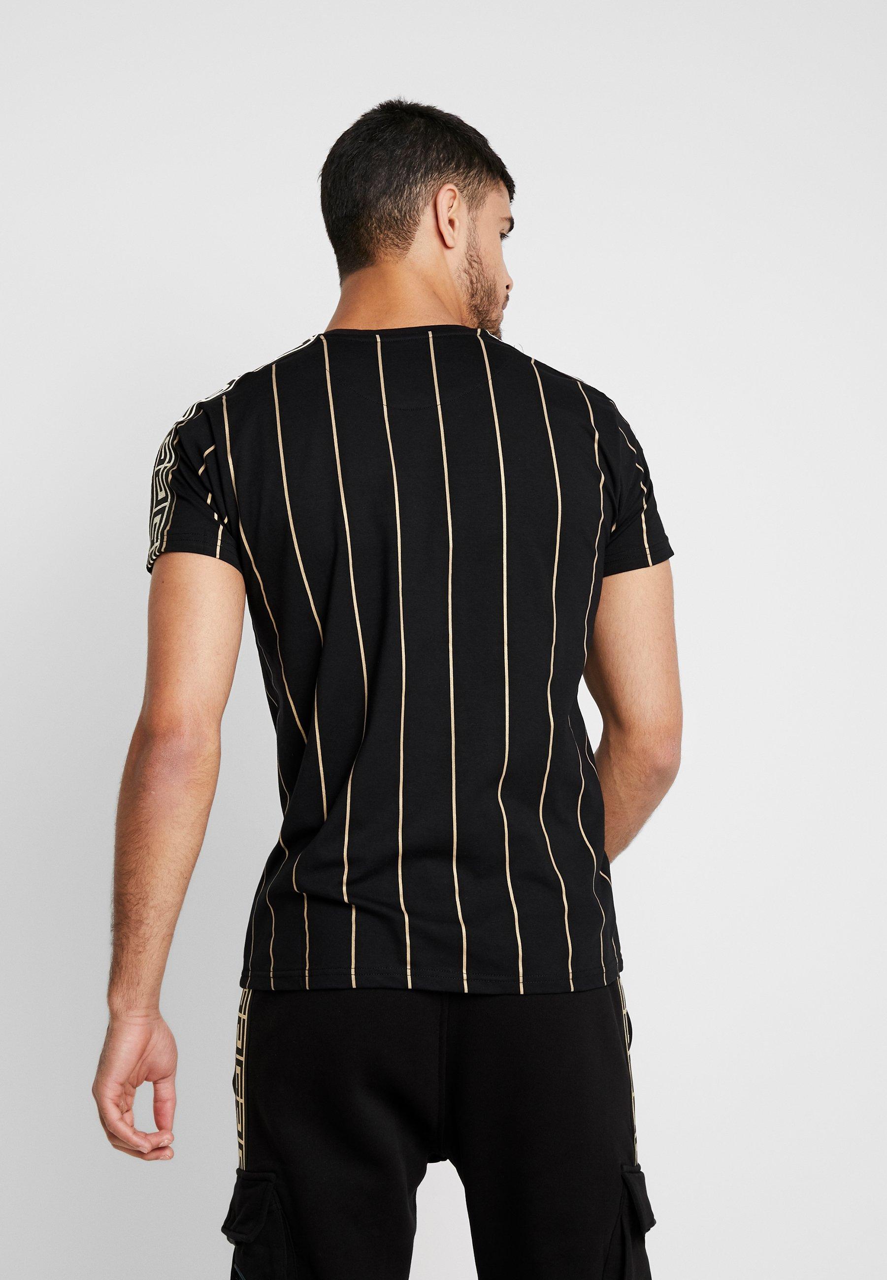 DerbanT Imprimé Black Glorious shirt Gangsta nwm8OyvN0