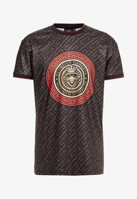Glorious Gangsta - LEVAS LOGO - T-shirt print - black - 3