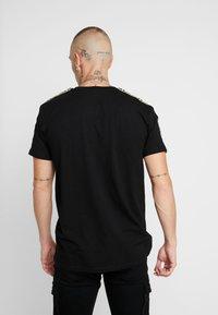 Glorious Gangsta - MERCY LOGO - T-shirt med print - black - 2