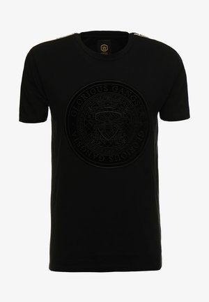 MERCY LOGO - T-shirt con stampa - black