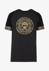 Glorious Gangsta - NAPOLI - T-shirt print - black - 5