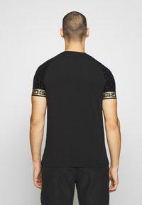 Glorious Gangsta - NAPOLI - T-shirt print - black - 2