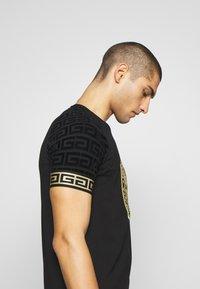 Glorious Gangsta - NAPOLI - T-shirt print - black - 4