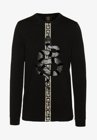 Glorious Gangsta - DEVANEYLONGSLEEVE TEE - T-shirt basique - black - 4