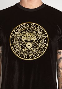 Glorious Gangsta - KONGO - T-shirts med print - black - 5