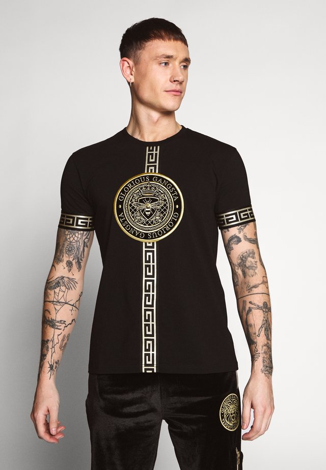 ENVY - Print T-shirt - black