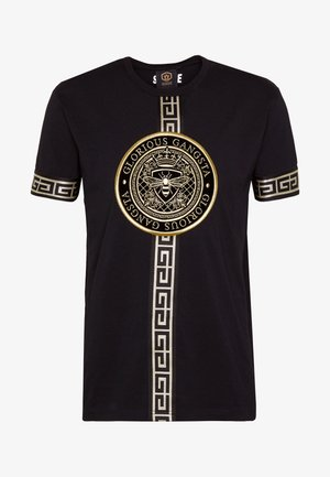 ENVY - T-shirt med print - black