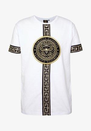 ENVY  - T-shirt med print - white