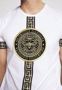 Glorious Gangsta - ENVY  - T-shirt con stampa - white - 5