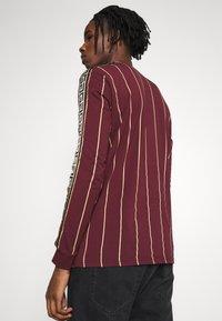 Glorious Gangsta - DERBAN LONG SLEEVE - Bluzka z długim rękawem - burgundy - 3