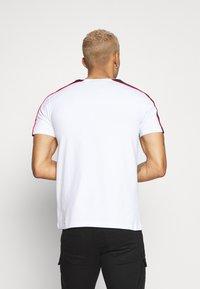 Glorious Gangsta - DALIAN - T-shirt imprimé - white - 2