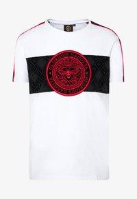 Glorious Gangsta - DALIAN - T-shirt imprimé - white - 3