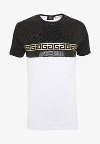 Glorious Gangsta - KOSTAS - T-shirt med print - white - 0