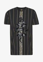 LUCHESSE - T-shirt z nadrukiem - black