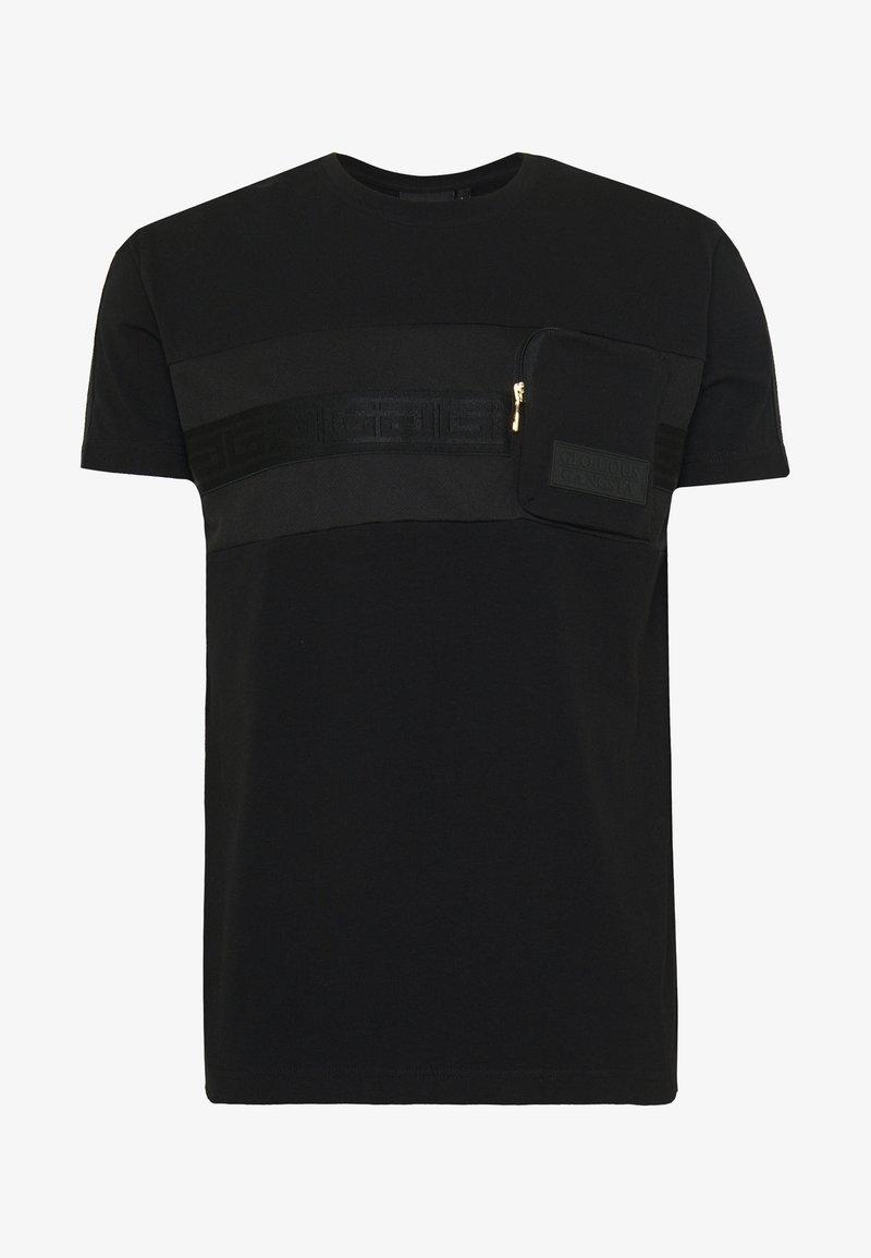 Glorious Gangsta - MORELLO  - T-shirts print - black