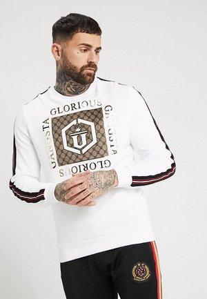 VETICA - Sweatshirt - white