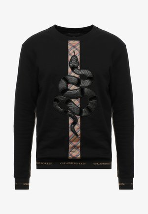 LUCHESE - Sweatshirt - black
