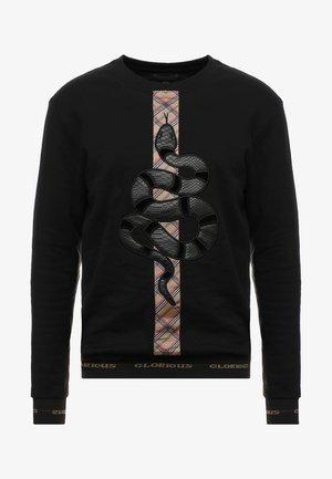 LUCHESE - Sweater - black