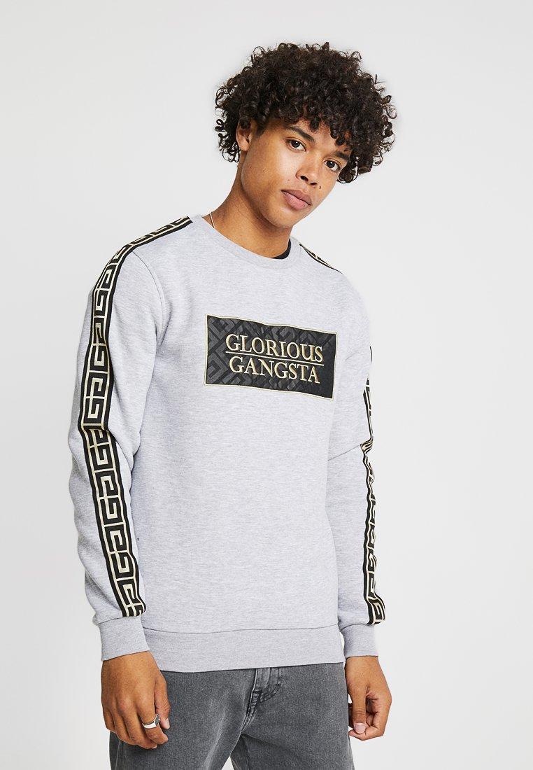 Glorious Gangsta - CHANGA - Sweatshirt - grey marl