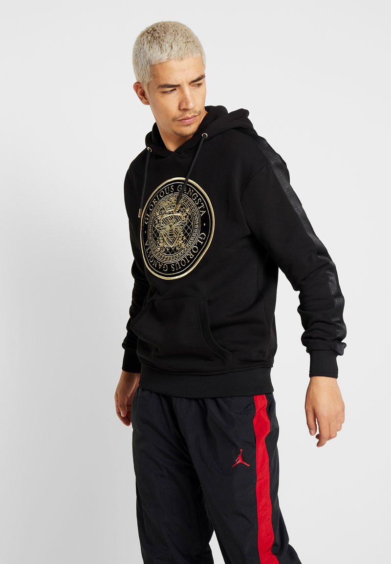 Glorious Gangsta - WINBURG - Hoodie - black